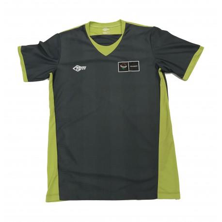 Játékvezetői mez (szürke-zöld színben)