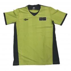 Játékvezetői mez (zöld-szürke színben)